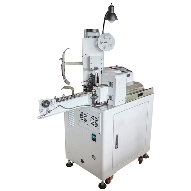 Fully Automatic Single-Head Terminal Crimping Machine