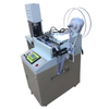 CNC Ultrasonic Cloth Care Label Cutting Machine