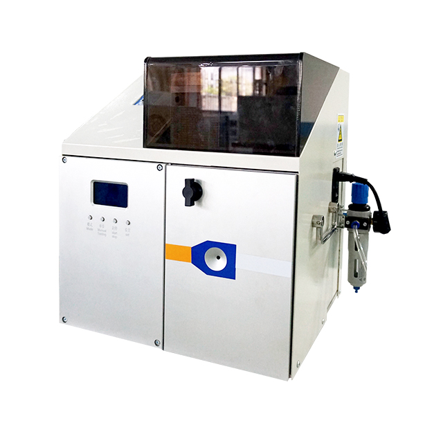 Pre-insulated Tubular Terminal Crimping Machine