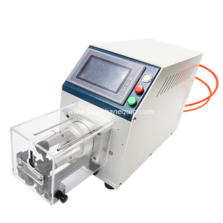 Semi-automatic Multi-layer Coaxial Cable Stripping Machine