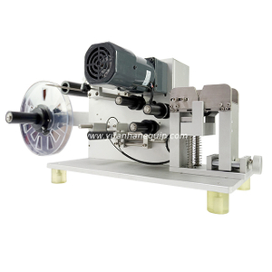 Semi-auto Cable Folding Labeling Machine
