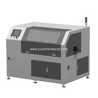 Fully Automatic Round Pipe Cutting Machine