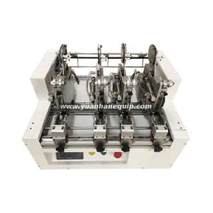 Wire Harness 4-station Taping Machine