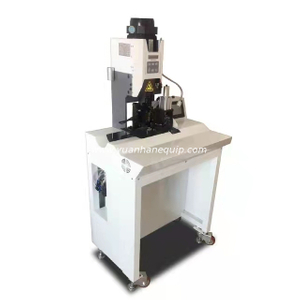 Flat Cable Stripping Splitting and Crimping Machine