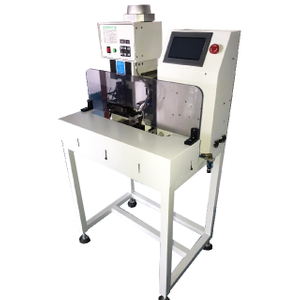 Wire Stripping and Pre-insulated Chain Terminals Crimping Machine