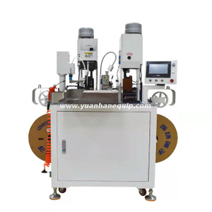 Thin Wire 2-side Terminal Crimping Machine