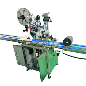 Automatic Flat Surface Sticker Labeling Machine