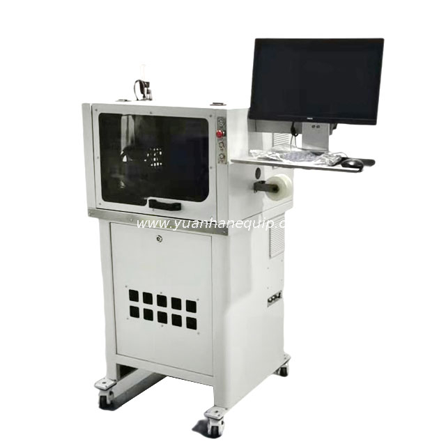 Visual Positioning Tube Cutting Machine