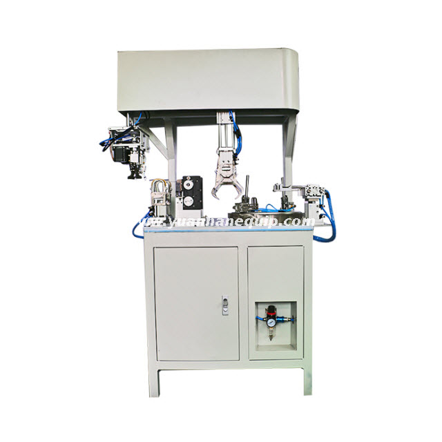 8 Shape Cable Winding and Binding Machine