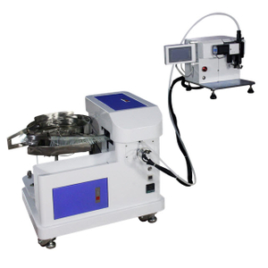 Semi-automatic Motor Stator Coil Bundling Machine