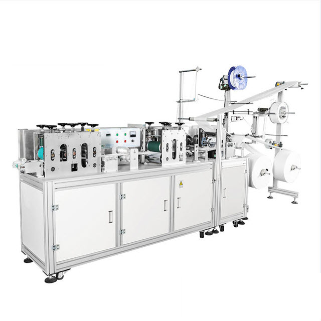Fully-auto Non-woven Medical Face Mask Making Machine