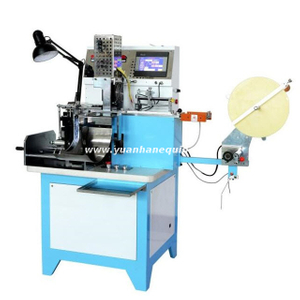 Ultrasonic Label Half Folding Machine