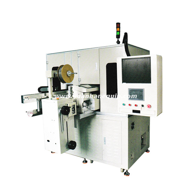 IPEX RF Coax Cable Connector Crimping Machine