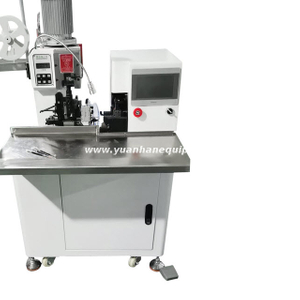 Multi-core Cable Stripping and Crimping Machine