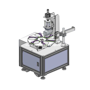 Automatic KN95 Mask Edge Sealing Machine