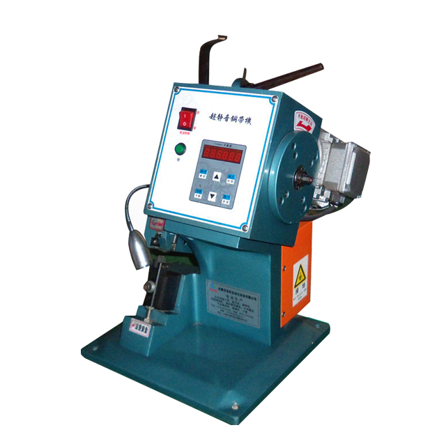 4T Wire Splicing Machine with Copper Band