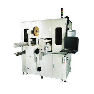 Fully Automatic Coaxial Cable Stripping Crimping and Tinning Machine