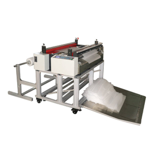 PET, PVC, EVA Film Roll To Sheet Cutting Machine