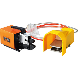 Pneumatic Wire Connector Crimping Machine