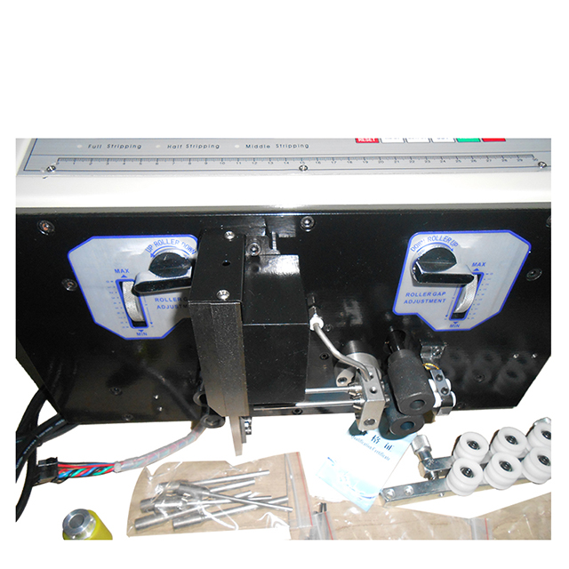 Automatic Cable Cutting Stripping Twisting Machine