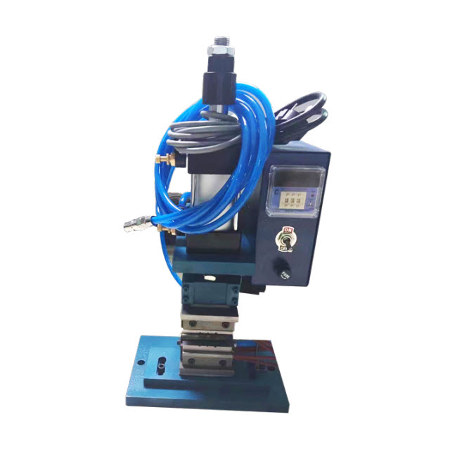 Cotton Textile Braided Wire Thermal Stripping Machine