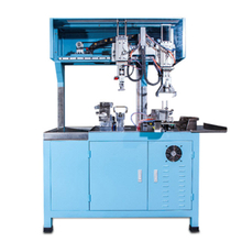 AC Power Cord Coil Winding and Bundling Machine