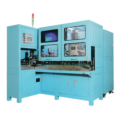 Fully Automatic French Electrical Plugs Production Machine