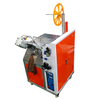 High Speed Ultrasonic Woven Belt/Fabric Strip Cutting Machine with Two Knives